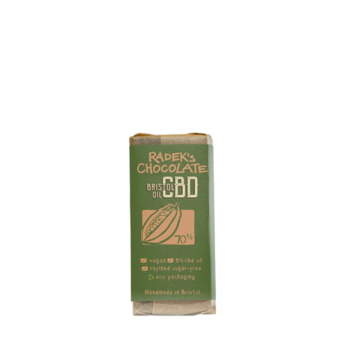 Radek CBD Chocolate - Treat Size