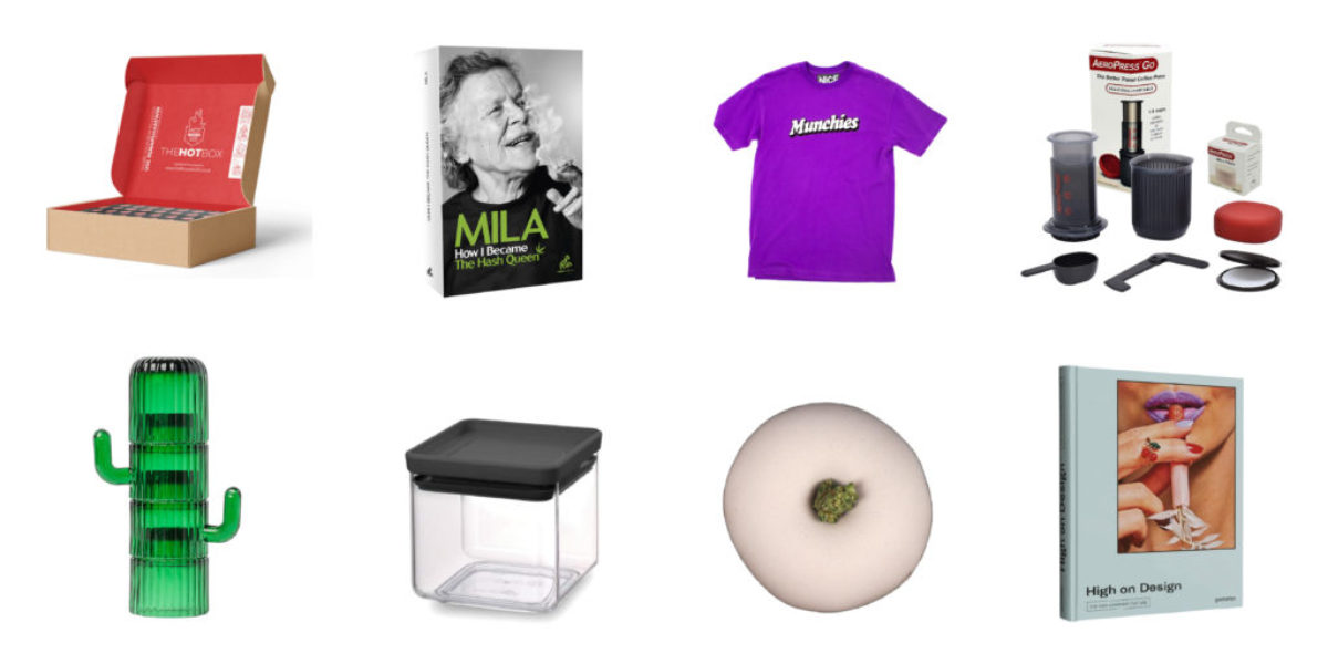 Pot Head Gift Guide 2020 Cover Image